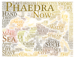 Word Cloud Phaedra